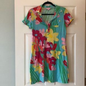 EUC Lilly Pulitzer Collared Dress